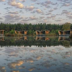 Les Echasses Vue Lac Avec Modges 2