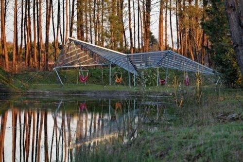 Eco Lodge Dans Les Landes Espace Detente