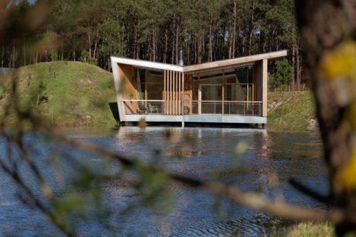 Eco Lodge Pour Les Amoureux