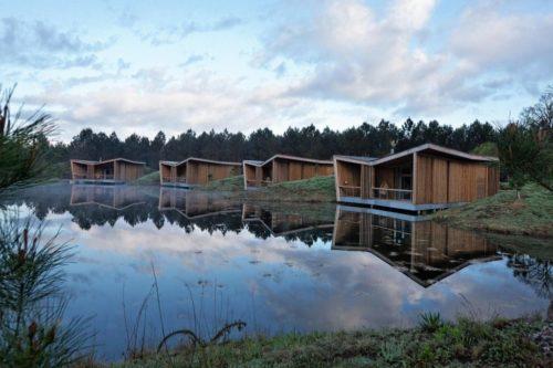 Eco Lodges Dans Les Landes