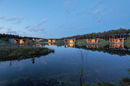 Eco Lodges Sur Pilotis Dans Les Landes