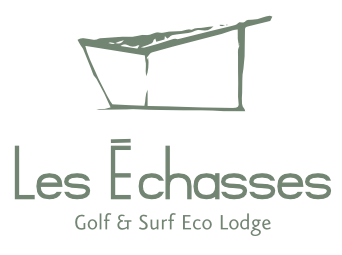 Les Echasse Eco Lodge Logo