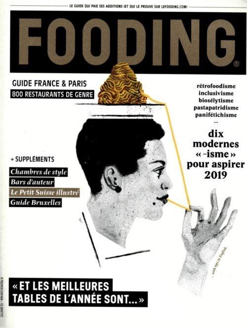 Fooding Magazine Ecolodge Les Echasses Couv